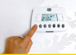 chauffage, électricien, rhône alpes, thermostatique
