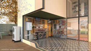 visuel-mitsubishi-electric-2016-ecodan_hydrobox_reversible, Intégrer chauffage à la décoration